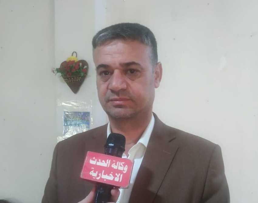 """محمد الاسمر التخصصي الوبائي في شمال بابل"""" عالجنا الكثير من المصابين بكورونا في المحافظة .."""