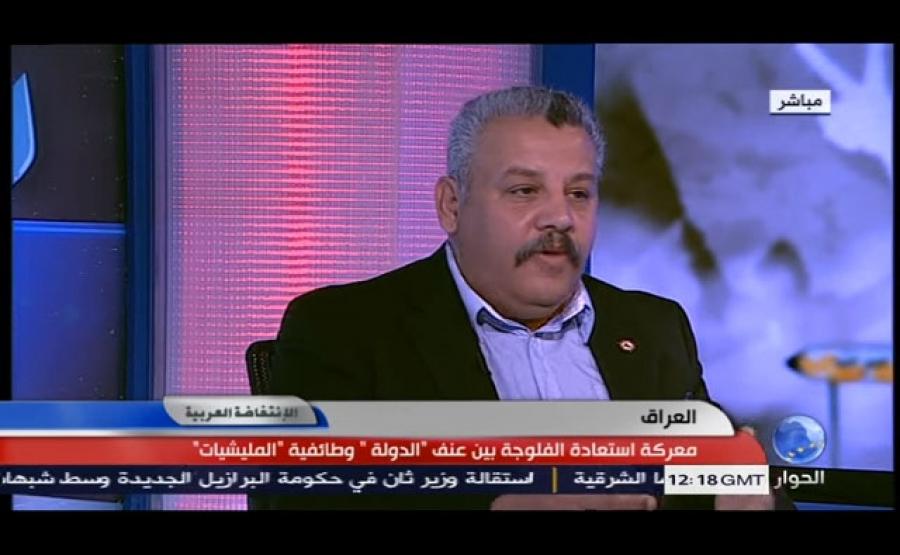 """العراق : معركة استعادة الفلوجة بين عنف """"الدولة"""" وطائفية """"المليشيات"""""""