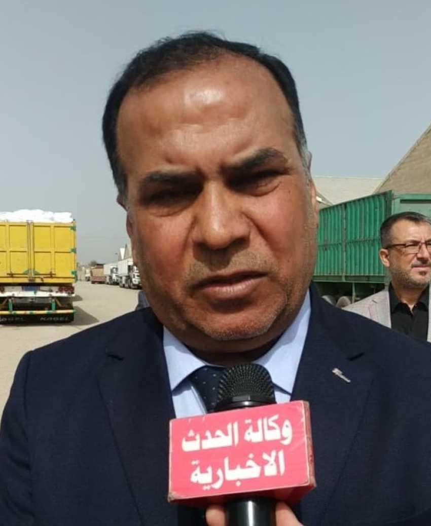 منصور : وجهنا كافة فروعنا في المحافظات بتوزيع السكر والزيت قبل شهر رمضان المبارك..