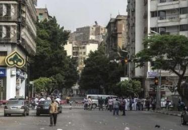 مقتل 10 أشخاص بانهيار مبنى في القاهرة