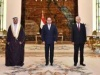 """السيسي: """"الخطوط"""" في ليبيا حافظت على التوازن"""