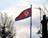 خبراء نوويون بين وفد كوريا الشمالية في مراسم اختتام الأولمبياد