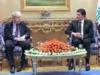 نيجيرفان بارزاني يعلق على تدهور الحالة الصحية لرئيس وزراء بريطانيا