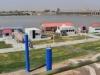 إفتتاح مرسى ومحطة التكسي النهري في واسط