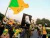 مشاجرة بمنفذ حدودي مع عناصر من حزب الله اثناء دخولهم من سوريا للعراق