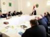 عبدالمهدي يجتمع مع اللجنة العليا للصحة والسلامة الوطنية لمواجهة فايروس كورونا