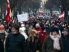 تظاهرات في النمسا ضد قيود كورونا