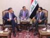 الحلبوسي يبحث مساهمة الشركات الامريكية للعمل في العراق