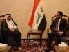 الحلبوسي : لا غنى للعراق عن دعم محيطه العربي والاقليمي لمواجهة التحديات الحالية