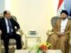 بيان: تطابق وجهة نظر السيد عمار الحكيم والمالكي في تشكيل حكومة أغلبية وطنية
