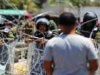 عمليات بغداد تمنع حمل السلاح داخل وقرب ساحات الاحتجاجات
