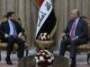 محافظ بابـل كــرار صباح العبــادي يلتقي  رئيس الجمهورية الدكتور برهم صالح
