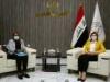 العراق يشكو إلى اليونسيف قلة الكوادر في مخيمات النازحين