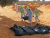 ليبيا.. انتشال 12 جثة من مقابر جماعية في ترهونة