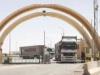 المنافذ تعيد إرسالية معمل خط أنابيب مخالف إلى الجانب الأردن