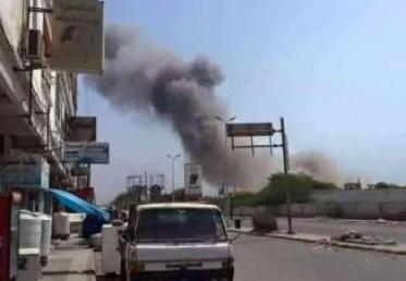 ضربات جديدة للتحالف العربي على الحديدة واشتباكات في ضواحيها