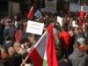 تظاهرات في شوارع بيروت بسبب تردي الأوضاع الاقتصادية
