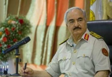 حفتر يأمر باستئناف التحقيقات في اغتيال رئيس أركان الجيش الليبي