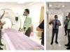 كيكو يزور مركز طبي تشخيصي يعتبر تجربه فريدة من نوعها في القطاع الصحي العراقي