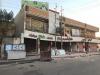 السلطات الامنية تعلن سبب انهيار بناية تجارية وسط العاصمة بغداد