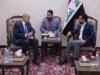 الحلبوسي يبحث مع شركة أميركية ملف تطوير الطاقة في العراق
