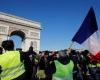 """فرنسا... دعوات لـ""""تسونامي أصفر"""" في الأسبوع الـ15"""