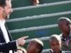 وزير الداخلية الإيطالي يستقبل 51 مهاجرا قدموا من النيجر