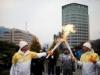 كيم يونغ وإيفانكا ترامب يحضران حفل اختتام الأولمبياد الشتوي في كوريا الجنوبية