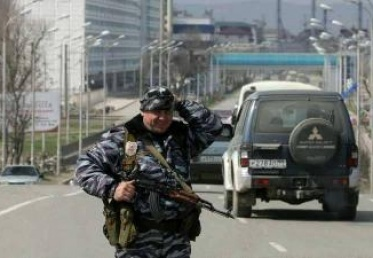 انتحارية تفجر نفسها في نقطة أمنية بالعاصمة الشيشانية