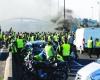 احتجاجات مستمرة في فرنسا وشعبية ماكرون تتهاوى