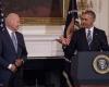 بايدن يطلب من أوباما ألا يدعم ترشيحه للرئاسة