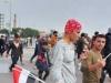 بعد ذي قار.. متظاهرو بابل يحاصرون مبنى المحافظة