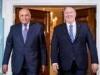 وزيرا خارجية مصر وأميركا يبحثان تطورات مفاوضات سد النهضة