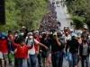 انطلاق آلاف المهاجرين من أمريكا الوسطى قاصدين الولايات المتحدة