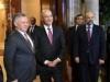 رئيس الجمهورية يعود الى بغداد بعد زيارة قصيرة الى الاردن