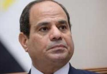السيسي يبحث مع رئيس المجلس الأوروبي تعزيز التعاون المتبادل