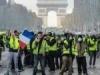 """مئات """"السترات الصفراء"""" في باريس مع انتهاء الشهر الثالث لتحركهم"""