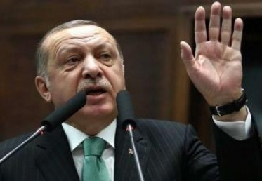أردوغان ينفي استهداف الجيش التركي مدنيين في عفرين
