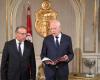 الرئيس التونسي يعين وزيرا جديدا للداخلية