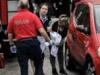 اندلاع حريق في فندق بالعاصمة اليونانية