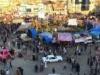مصدر يكشف حصيلة الاشتباكات بين متظاهرين وانصار التيار الصدري في ساحة الحبوبي