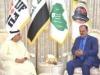 سفير دولة الإمارات ونقيب الصحفيين العراقيين يبحثان سبل فتح مجالات إعلامية متطورة بين العراق ودولة الإمارات