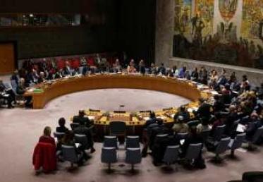مجلس الأمن الدولي يطالب بوقف إطلاق النار في مناطق النزاعات لإجراء التطعيم ضد كورونا
