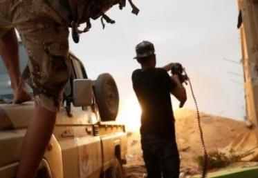 ليبيا.. قوات حكومة الوفاق تعلن إحرازها تقدما عسكريا جنوب طرابلس