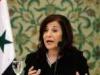 """مستشارة الرئيس السوري تكشف عن أولى الخطوات لكسر """"قانون قيصر"""""""