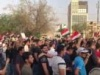 تنسيقية تظاهرات البصرة: الحكومة المحلية في المحافظة لم تلتزم بوعودها