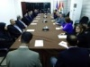 وفد الإصلاح برئاسة السيد عمار الحكيم يدعو بلقاء التغيير الى التحلي بثقافة التنازل
