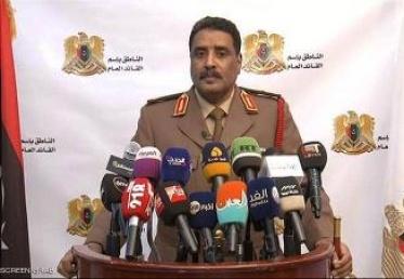 """المسماري: المعركة مستمرة على """"الوكر الأخير"""" للقاعدة في ليبيا"""