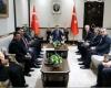 البشير يبعث برسالة خطية إلى أردوغان