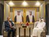 القاهرة تصدر بيانا حول نتائج لقاء وزيري خارجية مصر وقطر في الدوحة